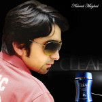 Pakistanian photographer and model Naveed Mughal