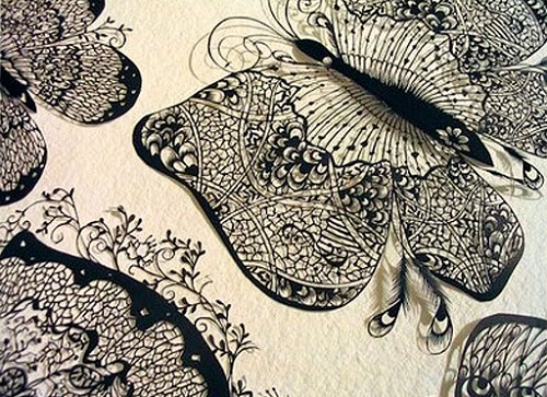 Incredible papercutting art throught the world