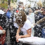 White Pillow Fight