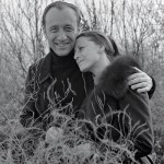 Plisetskaya with her husband, Rodion Shchedrin