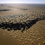 Sand dunes in the Rub al Khali, the Middle East