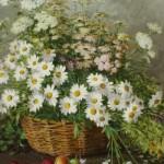 Still life painting by Russian artist Sergey Neustroev