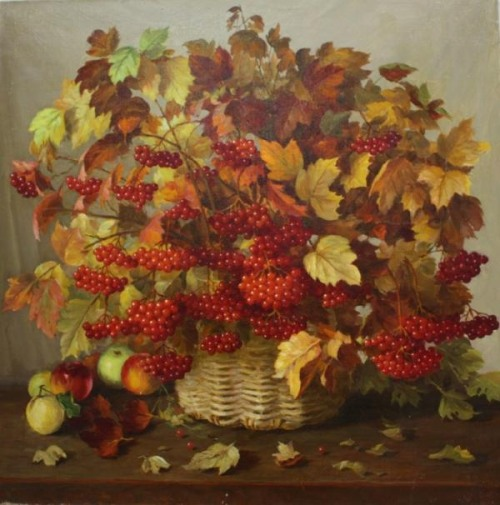 Still life painting by Sergey Neustroev