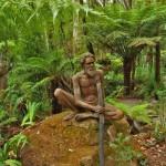 Sculpture Garden by Australia based artist Bruno Torfs