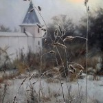 Realistic paintings by Vyacheslav Palachev