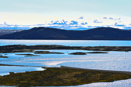 Þingvellir National Park (Thing Fields), Beauty of Iceland by photographer Marina Lunkina