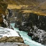 Flosagja canyon