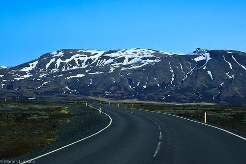 Þingvellir National Park (Thing Fields), Iceland. Photographer Marina Lunkina
