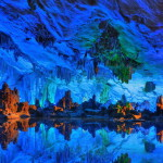 Beautiful Reed flute cave