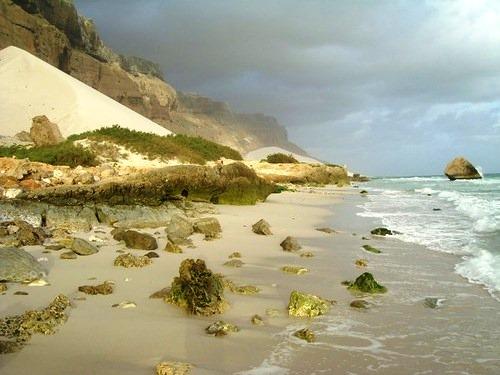 Socotra the island of happiness