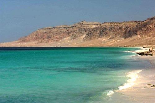 Beautiful Socotra island - the island of happiness