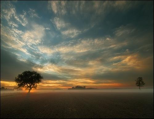 Beautiful landscapes by Krzysztof Browko, Polish photographer