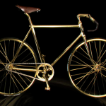 Golden Bicycle Aurumania