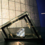 A huge 310,000-carat crystal Tsentenar (about 62 kilograms) in diameter – 40 cm, which entered the Guinness Book of Records