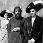 Princess Irina Felixovna Yusupova and Rasputin