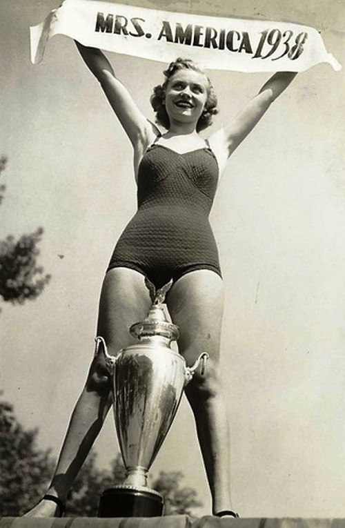 miss america 1938