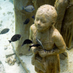 Underwater sculpture park by Jason de Caires Taylor