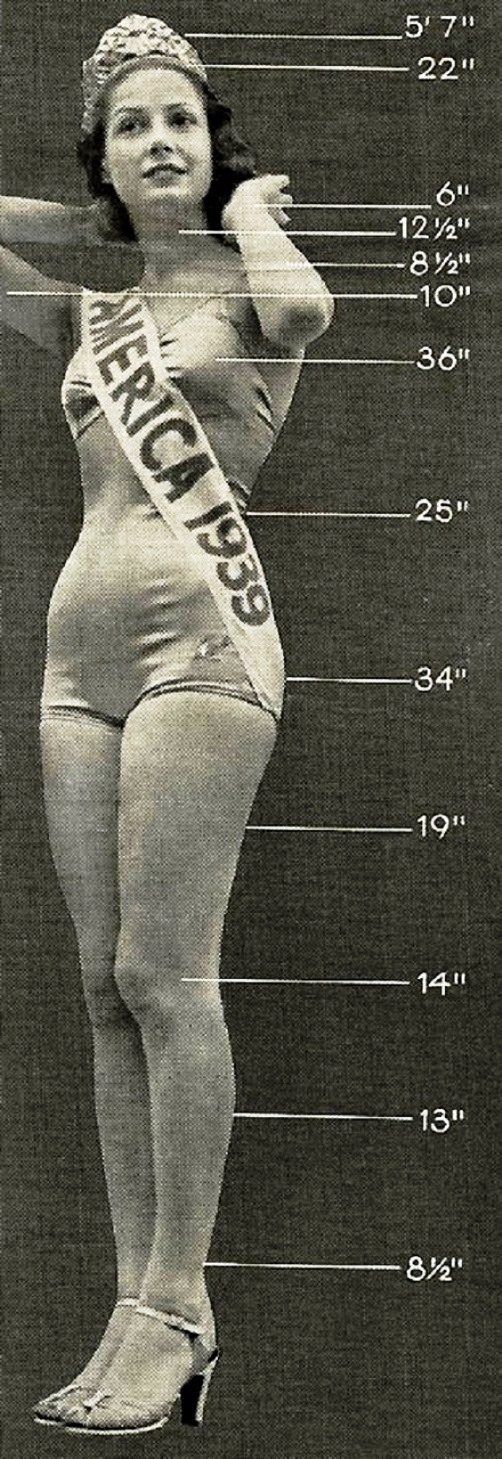 Miss America 1939