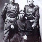 Grigory Rasputin, Major-General Putyatin and Colonel Lotman