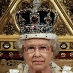 She has worn the Imperial State Crown throughout her 60-year reign on occasions such as the state opening of parliament