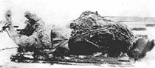 Horrible crime - murder of Rasputin.