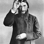 Russian saint Grigory Rasputin