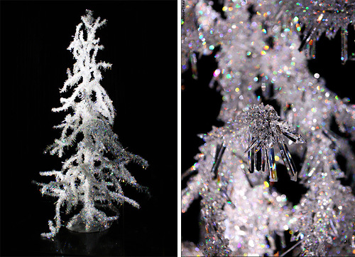 Stunning crystals