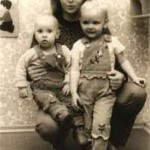 Lyudmila and daughters