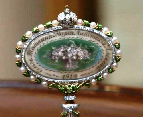 Carl Faberge masterpieces