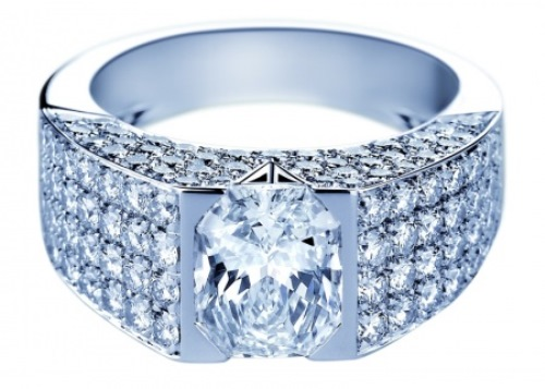 Bridal ring. Korloff