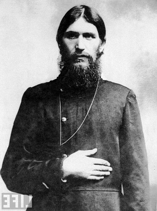 Grigori Yefimovich Rasputin (21 January 1869 – 30 December 1916)
