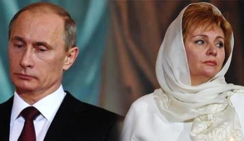 Putin's Family Album