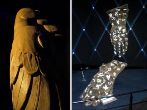 Museum sculpture