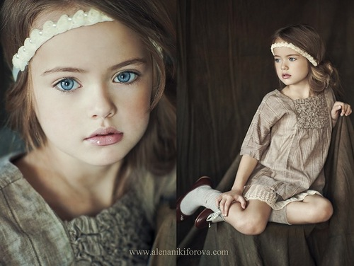 Kristina Pimenova beautiful Russian model