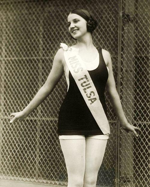 Miss Tulsa Norma Smallwood