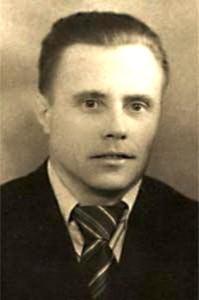 Father — Vladimir Spiridonovich Putin
