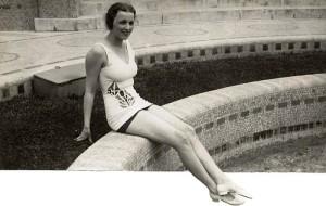 Marian Bergeron (May 3, 1918 – October 22, 2002), Miss America in 1933.