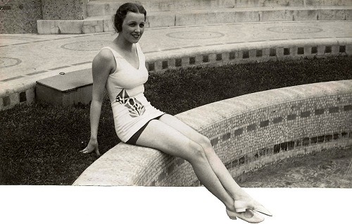 Marian Bergeron (May 3, 1918 – October 22, 2002), Miss America in 1933.