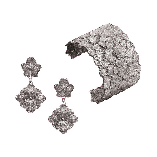 """""""Italian Capriccio"""" Buccellati jewelry house collection"""