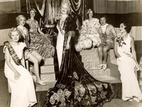 Miss America beauty pageants 1924-1939
