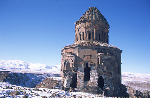 Ani - a city of 1001 churches