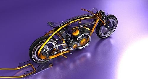 Moto Concept by Mikhail Smolyanov