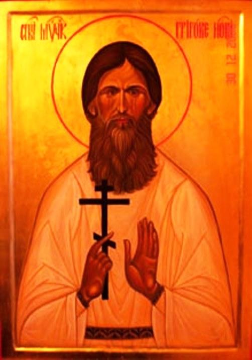 Iconisation of Grigory Rasputin image