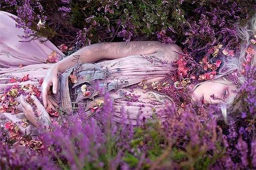 Photoart by Kirsty Mitchell