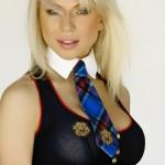 Philologist Marina Orlova