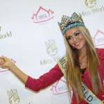 Miss World 2008 Ksenia Sukhinova (Miss Russia) arrives at Moscow Domodedovo International airport Moscow, Russia - 17.12.08