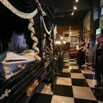 Museum of Funeral Culture. Novosibirsk, Russia