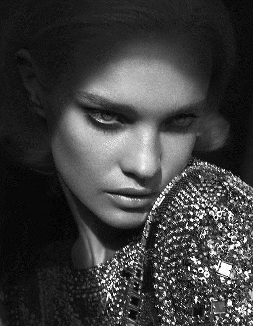Stunningly beautiful model Natalia Vodianova