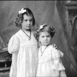 Natalia and Irina