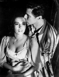 Natalie Wood from West Side Story (1961) with Richard Beymer